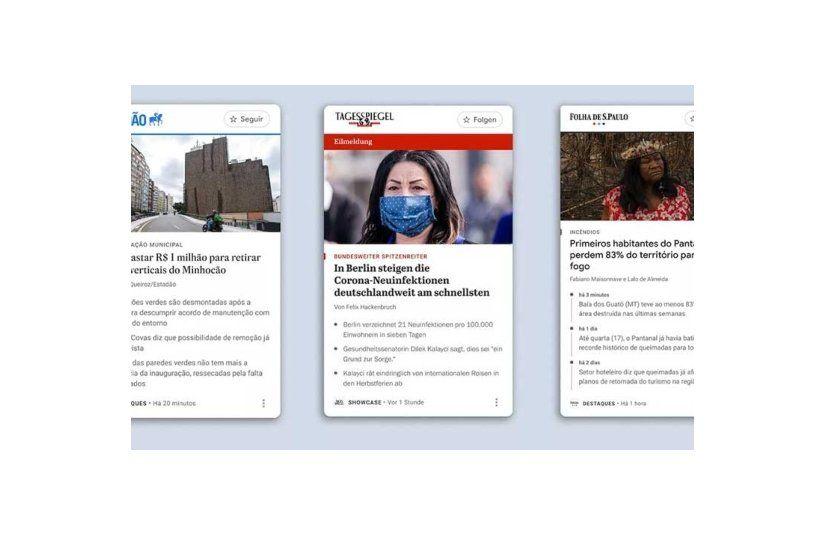 ¿Qué es Google News Showcase? Lo nuevo de Google News