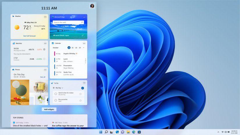 Windows 11 y Google Discover